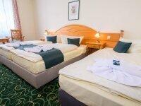 Dreibettzimmer , Quelle: (c) Ferien Hotel Fläming ***