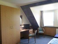 Dreibettzimmer, Quelle: (c) Hotel Restaurant Haus Rosenhof