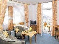 Dreibettzimmer, Quelle: (c) Vital-Hotel Erika
