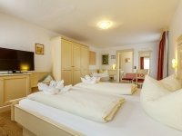 Dreibettzimmer, Quelle: (c) Hotel Rupertihof