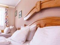 Dreibettzimmer, Quelle: (c) Hotel Hanselewirt