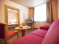 Dreibettzimmer, Quelle: (c) Hotel Seerose