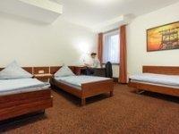 Dreibettzimmer, Quelle: (c) AKZENT Hotel Böll Essen