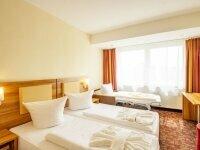 Dreibettzimmer, Quelle: (c) Ferien Hotel Rennsteigblick