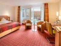 Dreibettzimmer, Quelle: (c) AKZENT Hotel Wersetürmken