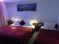 Dreibettzimmer, Quelle: (c) Hotel Corsten