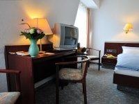 Dreibettzimmer, Quelle: (c) Akzent Hotel Schildsheide
