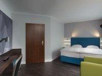 Dreibettzimmer, Quelle: (c) balladins SUPERIOR Hotel Mannheim