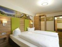 Dreibettzimmer, Quelle: (c) Hotel zur Post