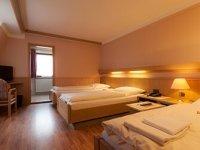 Dreibettzimmer, Quelle: (c) mD-Hotel Rothenburger Hof