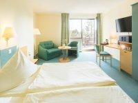 Dreibettzimmer, Quelle: (c) Parkhotel Emstaler Höhe