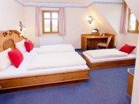 Dreibettzimmer, Quelle: (c)  AKZENT Hotel Krone