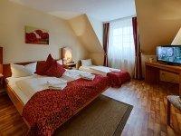 Dreibettzimmer, Quelle: (c) Kurhotel Auerhahn