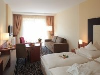 Dreibettzimmer, Quelle: (c) Ringhotel Bundschu