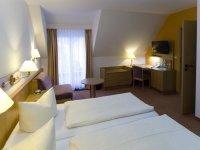 Dreibettzimmer, Quelle: (c) Hotel - Restaurant Sonneck