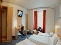 Dreibettzimmer, Quelle: (c) Hotel am Schelztor