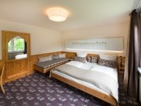 Dreibettzimmer, Quelle: (c) Waldhotel Rheingau