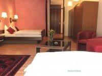Dreibettzimmer, Quelle: (c) Hotel Valsana am Kurpark
