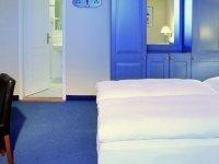 Dreibettzimmer, Quelle: (c) Lindner Strand Hotel Windrose