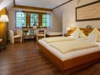 Dreibettzimmer, Quelle: (c) Hotel Mutter Bahr