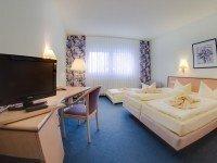 Dreibettzimmer, Quelle: (c) Seehotel Luisenhof