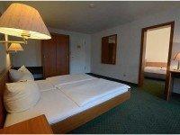 Dreibettzimmer, Quelle: (c) Hotel Evabrunnen