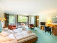 Doppelzimmer Typ Ettelsberg, Quelle: (c) Romantik Hotel Stryckhaus