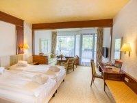 Doppelzimmer Typ Mühlenkopf, Quelle: (c) Romantik Hotel Stryckhaus