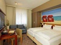 Eckzimmer Komfort, Quelle: (c) AKZENT Hotel Kaliebe