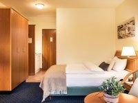 Economy Doppelzimmer, Quelle: (c) Sunderland Hotel