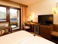 Doppelzimmer Economy Wiesengrund, Quelle: (c) Schwarzwald-Hotel Silberkönig Ringhotel Bleibach