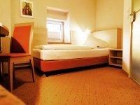 Economy-Einzelzimmer, Quelle: (c) Hotel Petul