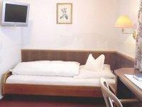 Economy Einzelzimmer, Quelle: (c) Hotel Restaurant Ochsen