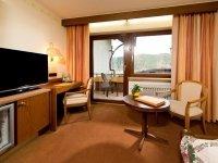 Economy Einzelzimmer Wiesengrund, Quelle: (c) Schwarzwald-Hotel Silberkönig Ringhotel Bleibach