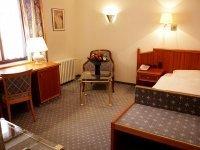 Einzelappartement, Quelle: (c) Hotel Bayerischer Hof Dresden