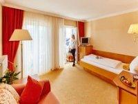 Einzelzimmer Komfort, Quelle: (c) Wellness-Hotel Bayerwald-Residenz