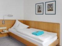 Einzelzimmer, Quelle: (c) AKZENT Hotel Delitzsch