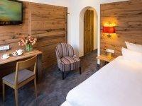 Einzelzimmer, Quelle: (c) Eden Hotel Wolff