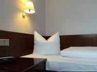 Einzelzimmer, Quelle: (c) SORAT Hotel AMBASSADOR Berlin