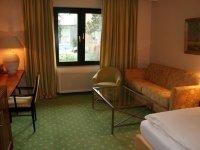 Einzelzimmer, Quelle: (c) AKZENT Hotel Höxberg