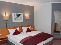 Einzelzimmer , Quelle: (c) AKZENT Grunau Hotel