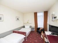 Einzelzimmer, Quelle: (c) AKZENT Hotel Restaurant Höhenblick