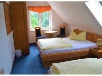 Einzelzimmer, Quelle: (c) Waldhotel Altenbrak