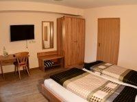Einzelzimmer, Quelle: (c) Hotel Blick zum Maimont