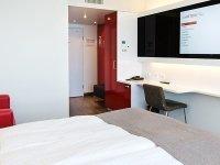 Einzelzimmer, Quelle: (c) DORMERO Hotel Stuttgart
