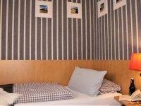 Einzelzimmer, Quelle: (c) Hotel am Kurpark