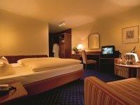 Einzelzimmer, Quelle: (c) Bäder Park Hotel | Sieben Welten Therme & Spa Resort