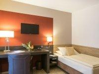 Einzelzimmer, Quelle: (c) Hotel Holl