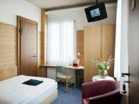 Einzelzimmer, Quelle: (c) Idyllhotel Appenzellerhof