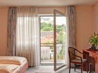 Einzelzimmer, Quelle: (c) Land-gut-Hotel BurgBlick